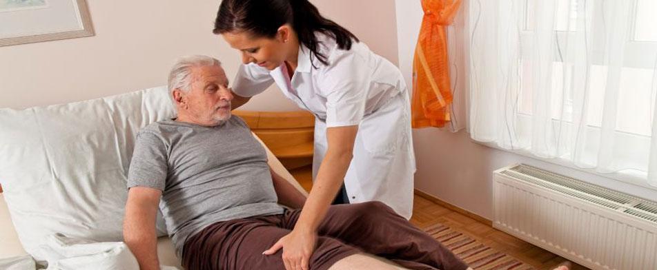 Об уходе за лежачими больными в домашних условиях